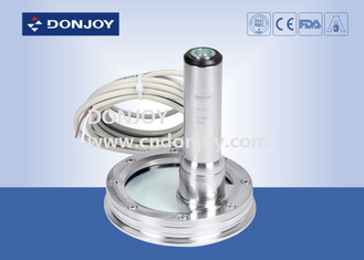 Pharmaceutical industry DIN SS316L union sight glass for filter tube