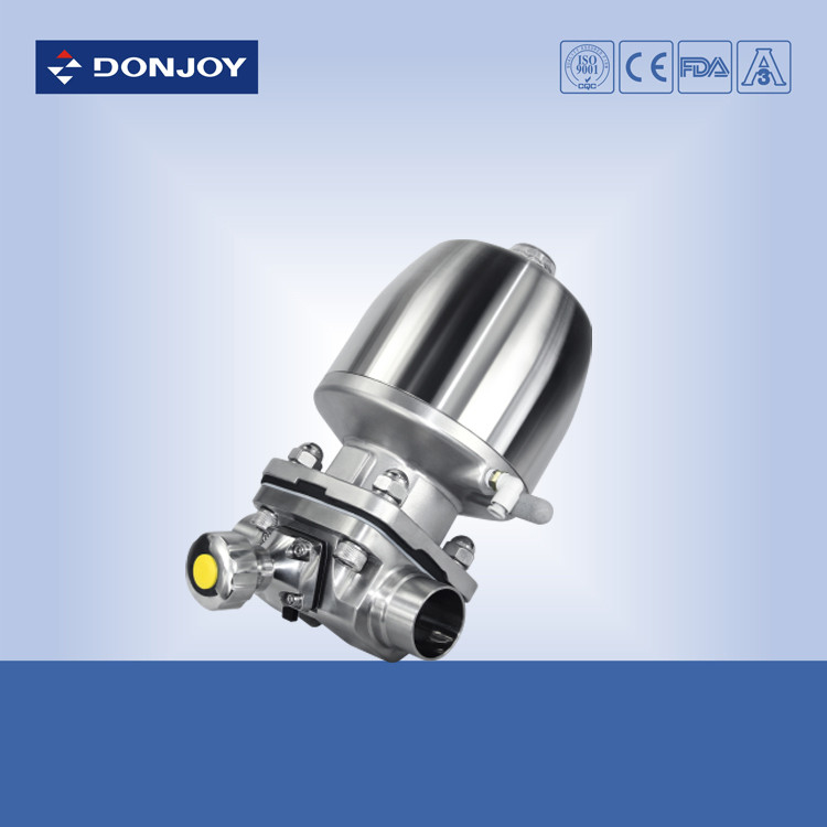 Multipass pneumatic sanitary diaphragm valve stainless steel actuator welding multipass pneumatic sanitary diaphragm valve stainless steel actuator ccuart Image collections