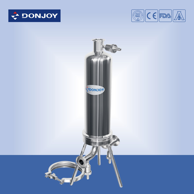 Stainless Steel Air Cleaner Housing : Biogas pipeline filter housing l stainless steel