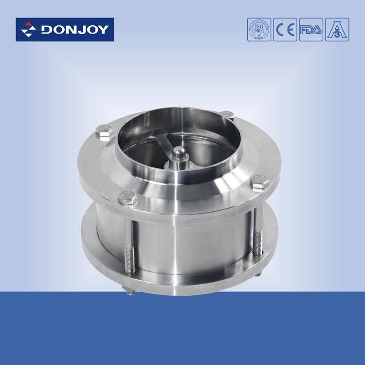 Thread hydraulic inline check valve small ce