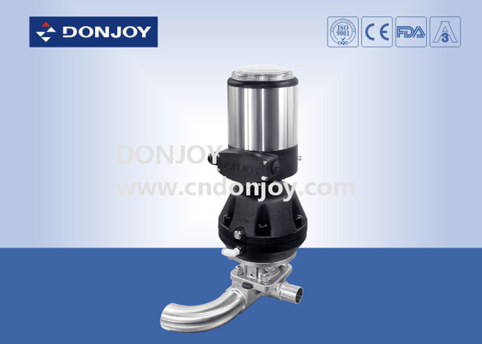 Stainless steel intelligent valve positioner electric diaphragm stainless steel intelligent valve positioner electric diaphragm valve fda ce iso ccuart Image collections