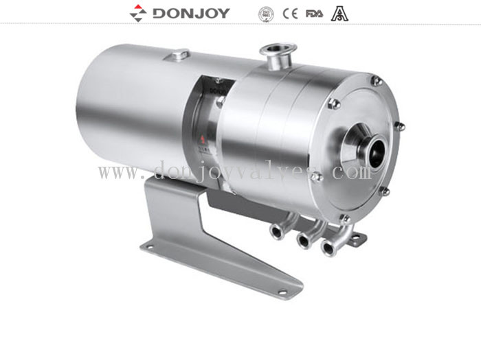 Liquid Soap High Pressure Pump , Detergent Mixing Stainless Steel Pumps