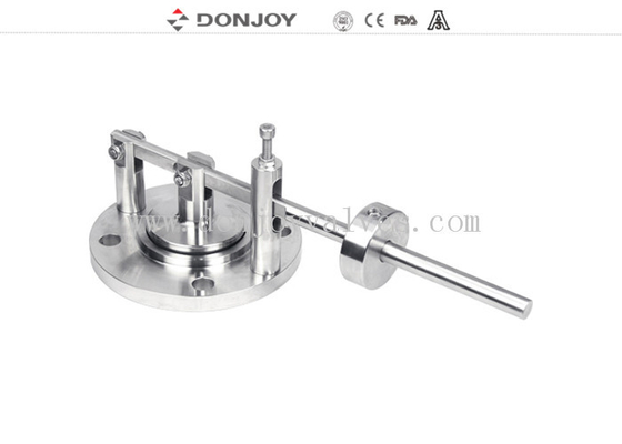 Stainless Steel  Pressure Safety Valve Sanitary Prevent Vacuum Valve