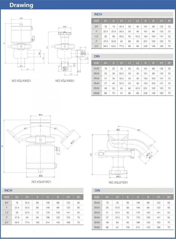 Dn50 tank bottom ss diaphragm valve epdm gasket welding ends 316l dn50 tank bottom ss diaphragm valve epdm gasket welding ends ccuart Images
